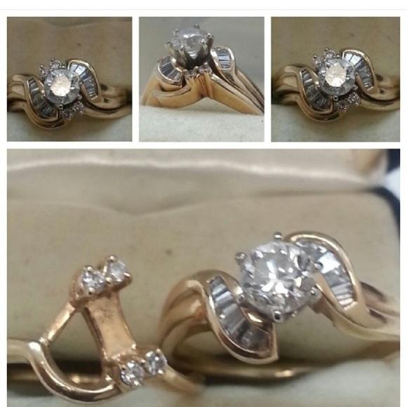 Jewelry Wedding Ring Poshmark